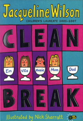 Clean Break Jacqueline Wilson