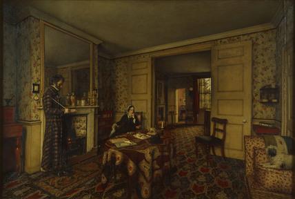 A Chelsea Interior