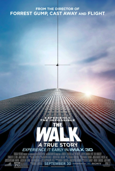 The Walk - Zemeckis/Petit