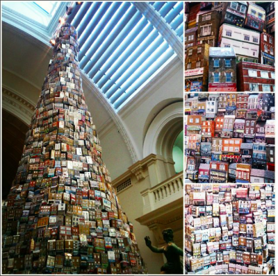 The Tower of Babel V&A